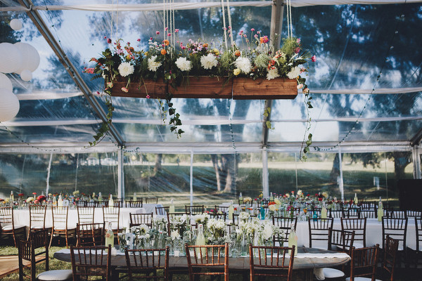 Eclectic Midwest Wedding in the Great Outdoors