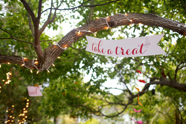 Colorful Country Fair Wedding