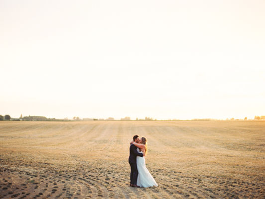 Beautiful Oregon Wedding