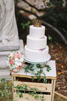 Sweet Heirloom Garden Wedding Inspiration