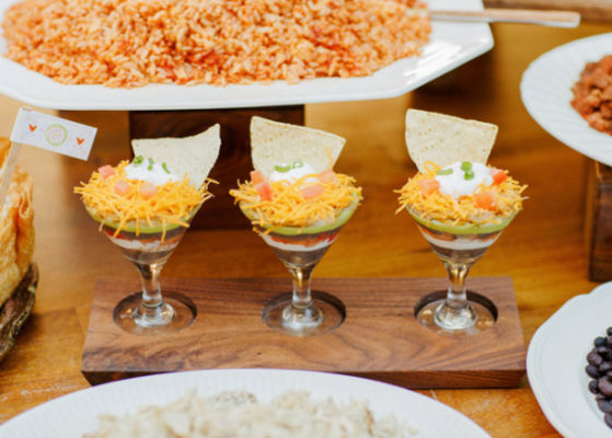 Make Your Own Taco Bar + Free Taco Bar Printables