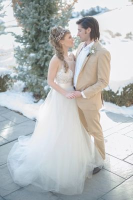 Magical Winter Wedding Ideas