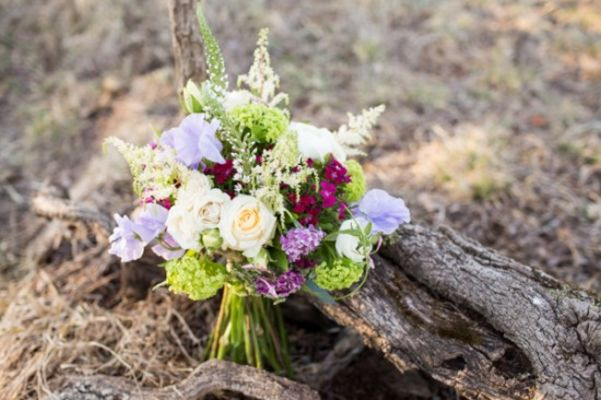 Romantic Wedding Ideas In Deep Jewel Hues