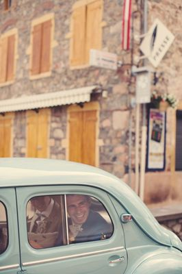Vintage Chic French Wedding