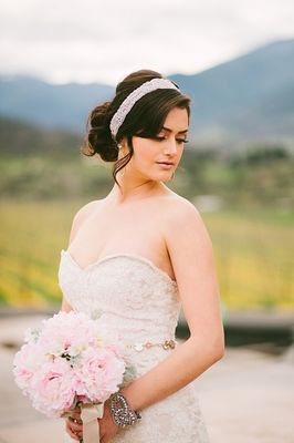 Southern Oregon Winery Wedding
