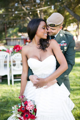 Gallery - Red, White, And Blue Wedding Ideas