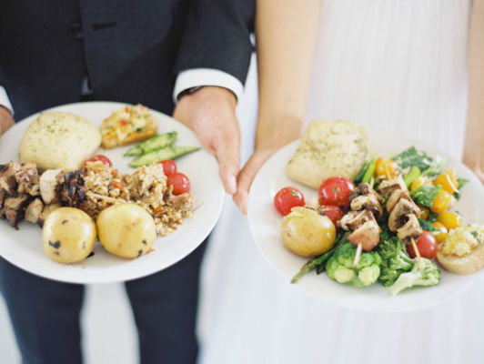 Food For Thought - What To Serve At Your Wedding