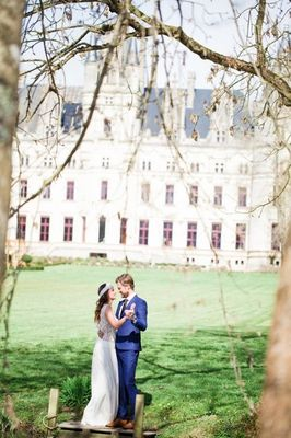 Bohemian Elegance Wedding In France