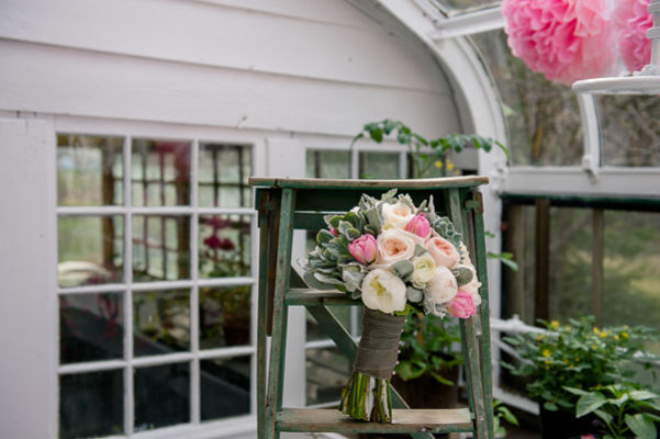 Sunroom Mountain Wedding