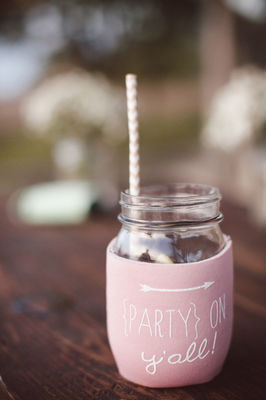 Blush Beauty Southern Wedding