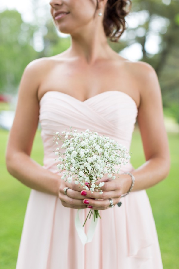 New Hampshire Chic Rustic Farm Wedding