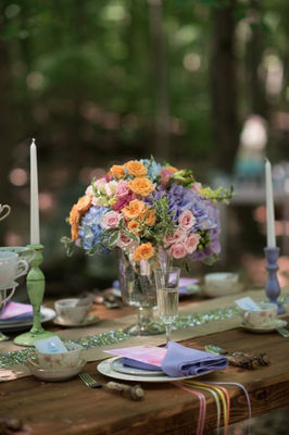 Dream Come True Pastel Wedding