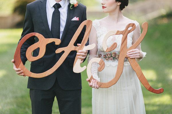 Timeless Vintage Wedding Inspiration