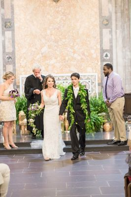 University of Chicago DIY Wedding