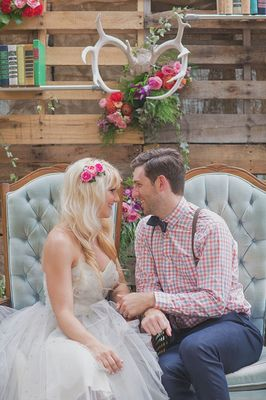 How To Create A Woodsy Indoor Wedding