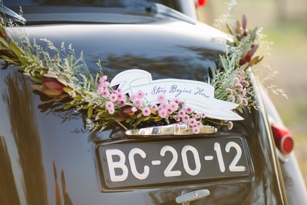 Olive Inspired Wedding Ideas