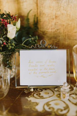 Stormy Summer Romance Wedding Ideas