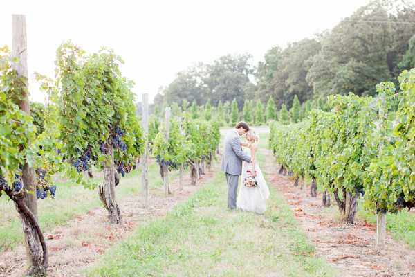 Ingleside Vineyard in Oak Grove