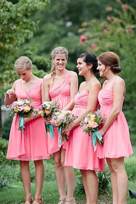 How to Color Coordinate Your Wedding Day