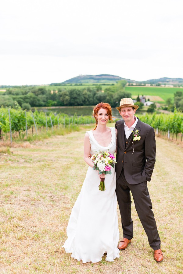 Czech Republic Wedding In The Wine Country