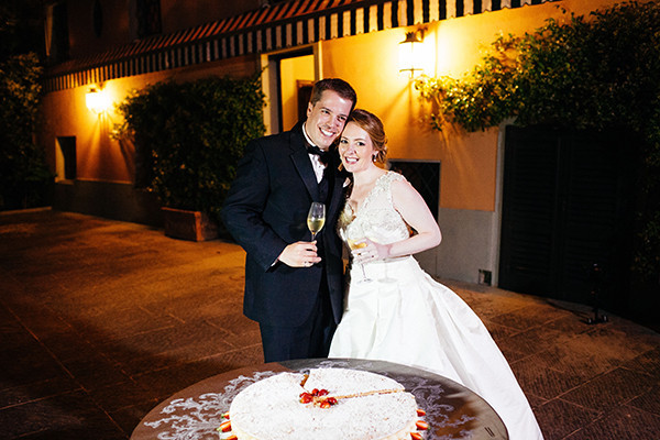 Destination Italian Foodie Wedding