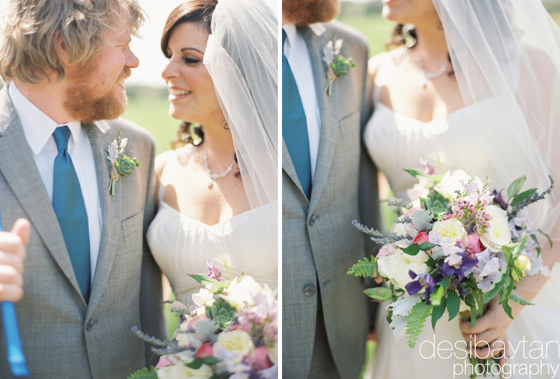 Laura and David Wedding by Desi Baytan Photography
