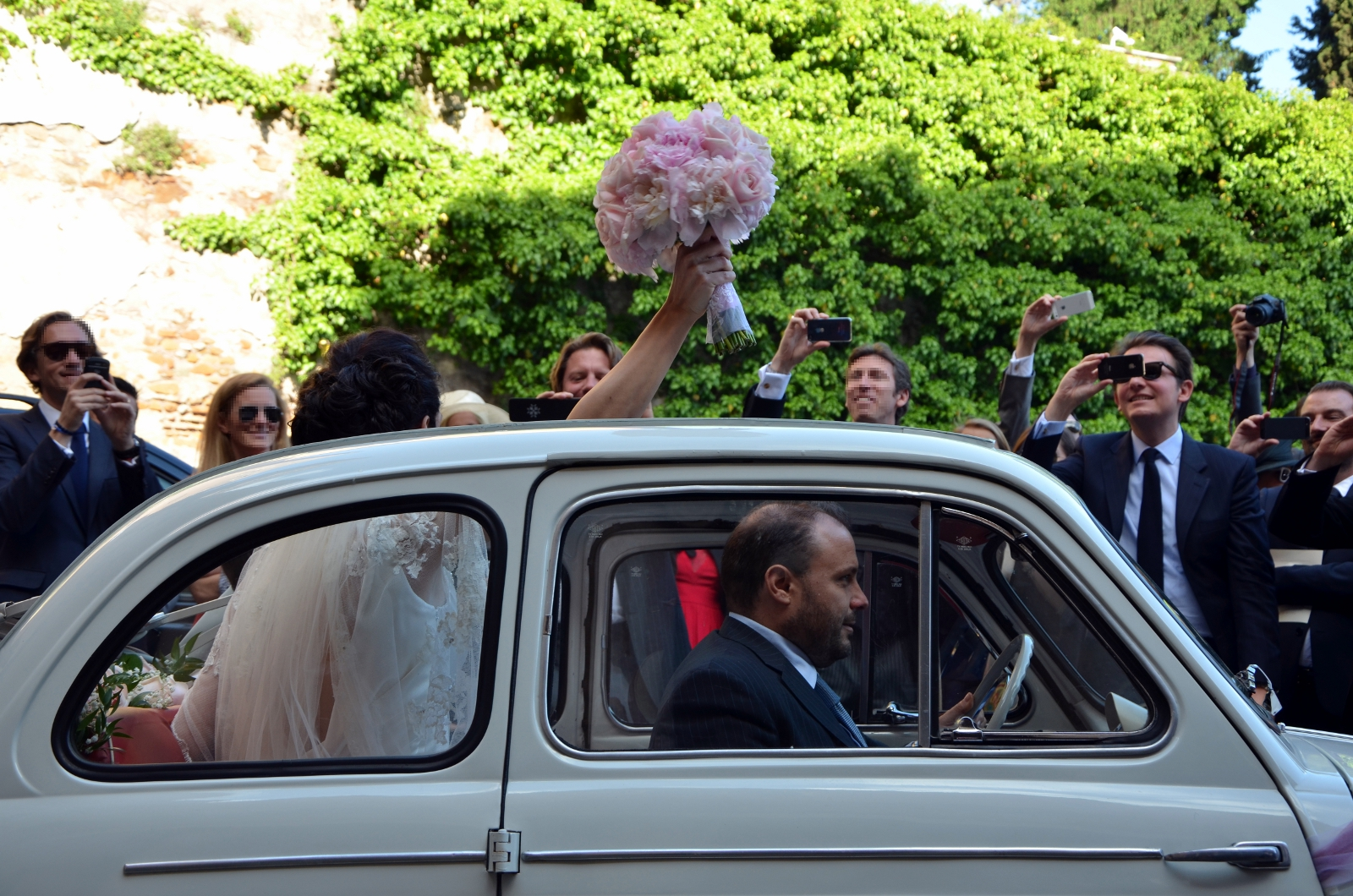 A Spring Wedding in Rome