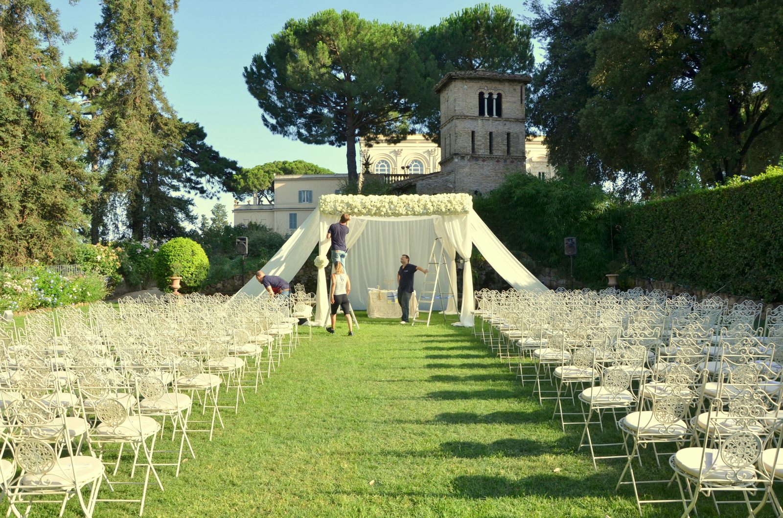 Wedinitaly by Raffaella Alflatt - Weddings in Italy - Wedding in Rome