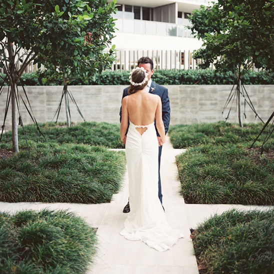 backless wedding dress by inbal dror