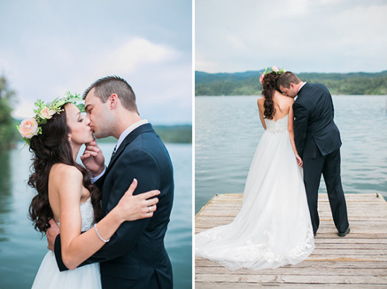 Day After Wedding Session Pose Ideas