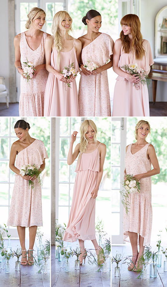 7b3889d364e Lauren Conrad Launches NEW Bridesmaid Dresses From Paper Crown