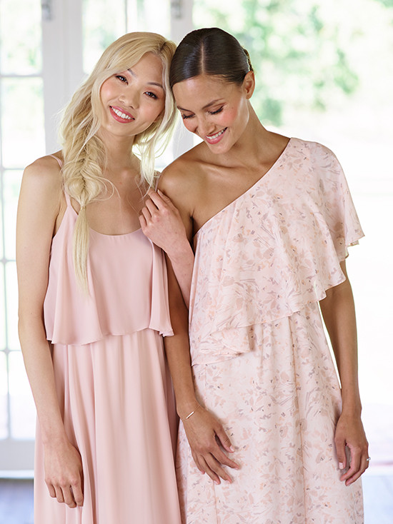 Lauren Conrad Launches New Bridesmaid Dresses From Paper Crown