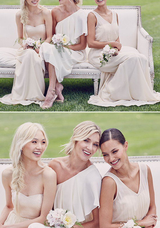 Paper Crown Bridesmaid Dresses by Lauren Conrad