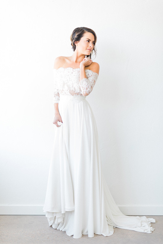 Simple Romantic Wedding Dresses Blog Simple And Romantic Wedding ...