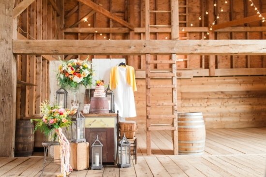 Farm To Table Hipster Wedding