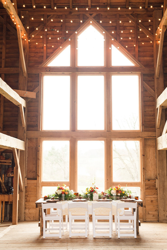 gorgeous barn wedding venue
