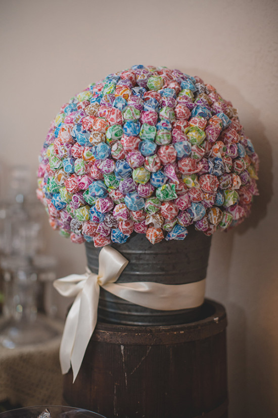 dum dum lolly pop tree