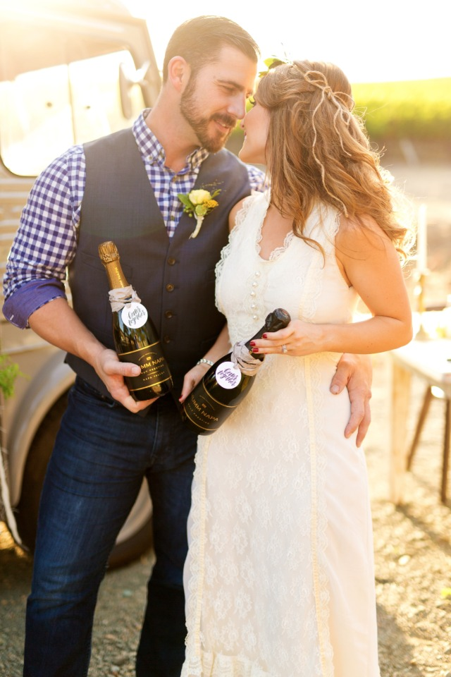 Romantic Napa Valley wedding ideas