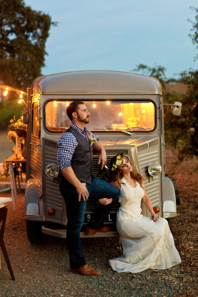 Napa Valley summer wedding ideas