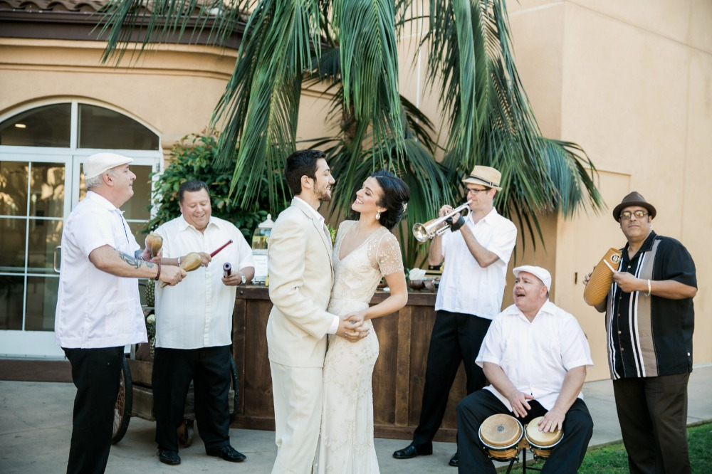 Cuban wedding ideas