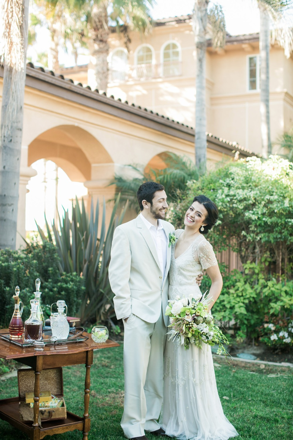 Havana Cuba inspired wedding ideas