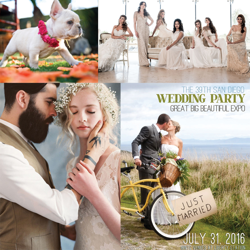 SanDiegoWedding PartyExpo