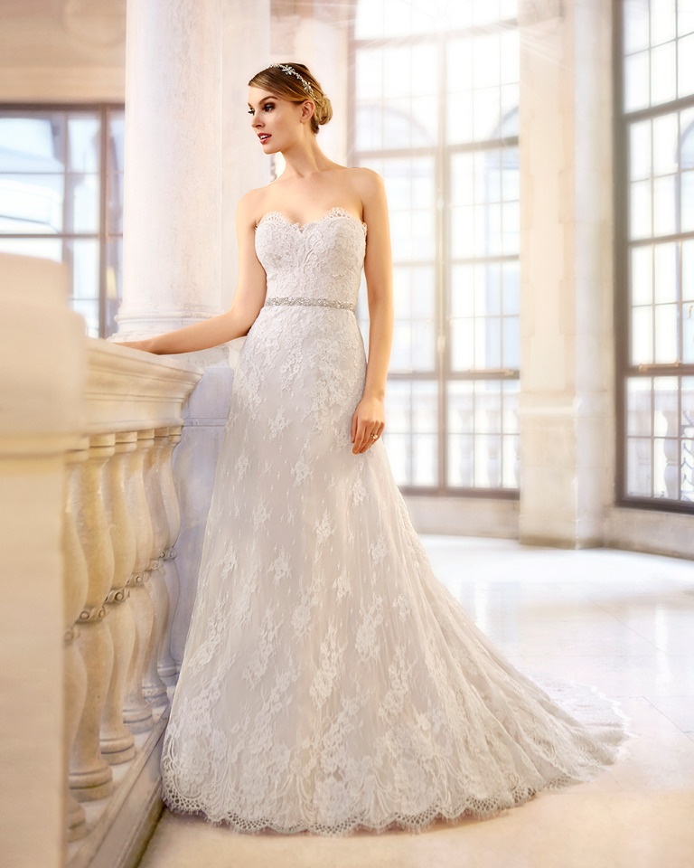 Romantic Wedding Gowns From Moonlight Bridal