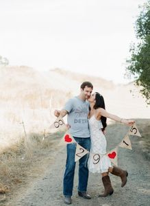 Sonoma Farm Engagement Session
