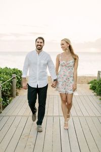 Maui Engagement Outfits