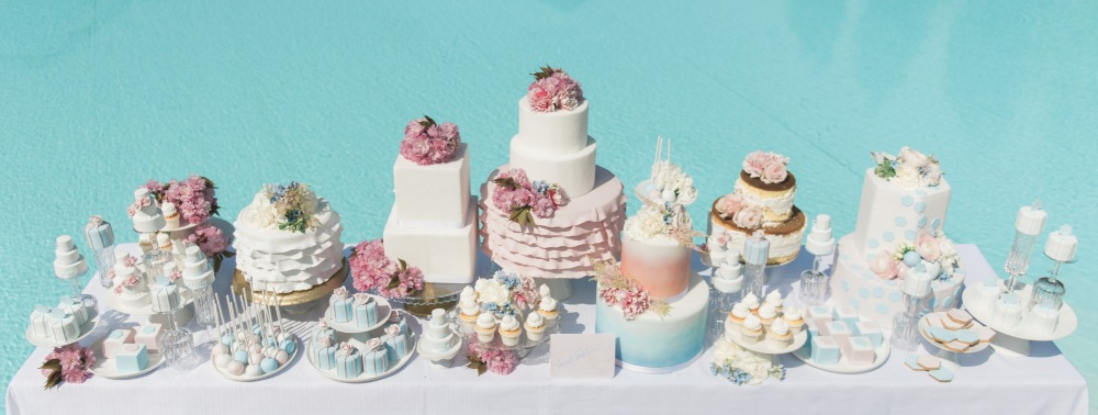 so many wedding cakes to choose from