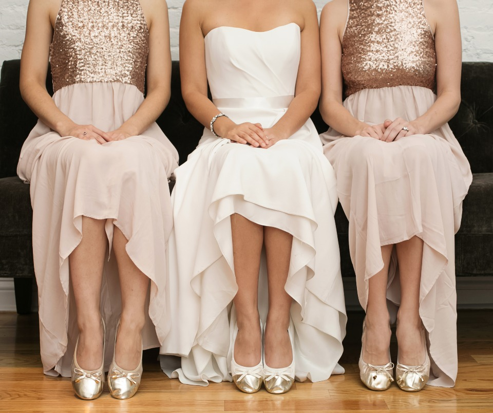Talaria Flats Bridesmaids Shoes To Dance The Night Away