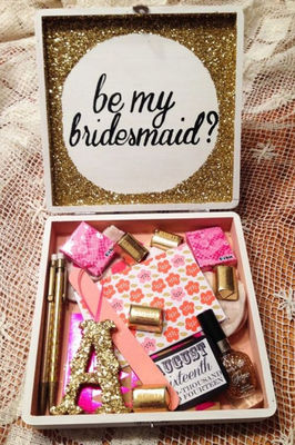 Unique Will You Be My Bridesmaid Gift Ideas  sc 1 st  Wedding Chicks & Trending - Unique Will You Be My Bridesmaid Gift Ideas