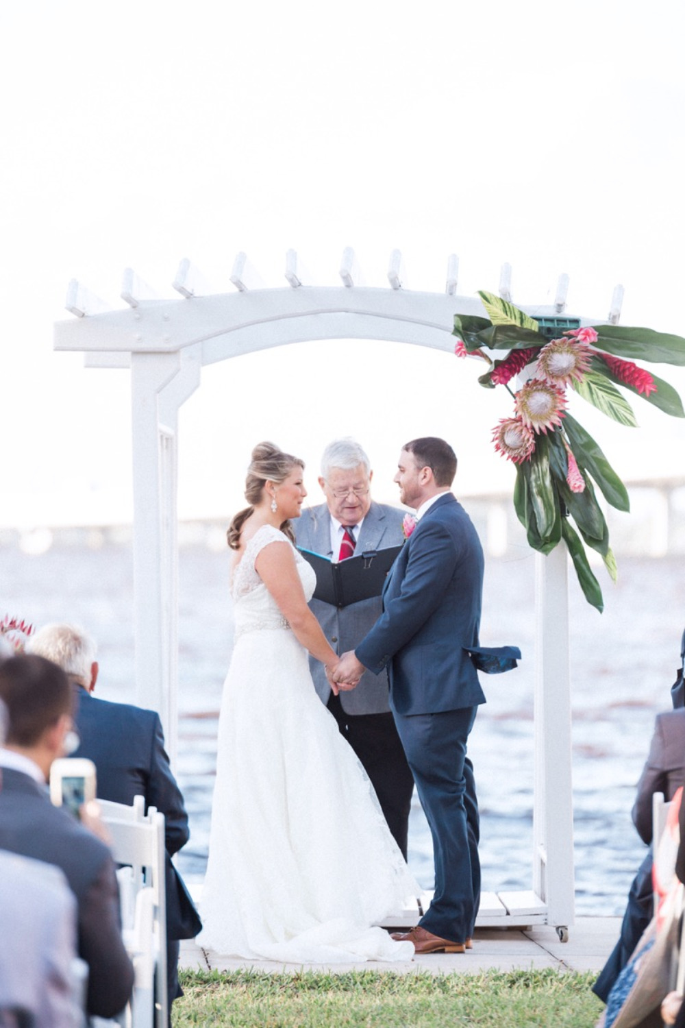 florida wedding on the river