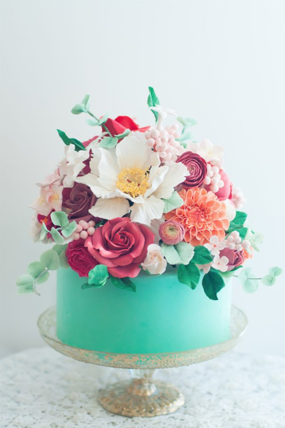 Trending 25 sweetheart wedding cakes 426 25 sweetheart wedding cakes izmirmasajfo